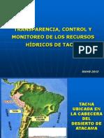 transparencia control y monitoreo