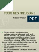 Teori Neo Freudian