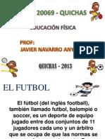 Diapositiva Del Futbol