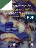 Democratización, Rendición de Cuentas y Sociedad Civil