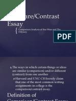 compare contrast essay  1