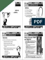 1 EPC 431 Introduction to Robotics 2015HANDOUT