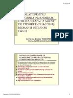 Curs 11 Hidranti Int IIZ 2014 2p