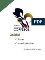 Regras de Corfebol