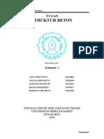 PR KD3 Beton KEL1 (AGUS) - Gambar Updated