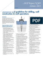 Standards and Guidelines for Drilling, Well Construction and Well Operations_OGP_no485