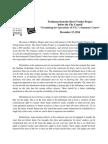 SVP City Council Testimony on Summons Part 12 15 14