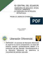 Liberacion Diferencial