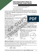 03.Trigonometric Functions (1)