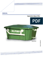 manual alpina ambiental separadores de agua e oleo