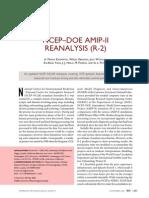 NCPE-DOE AMIP-II REANALYSIS (R-2)