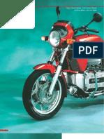 BMW K 100 La Storia