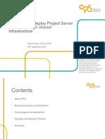 successfullydeployprojectserveronvmwarewithsharedinfrastructure-111007055413-phpapp01