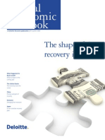 Deloitte Economic Outlook 2010