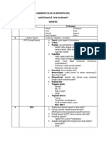 Anamnesis Blok 23-Sindrom Geriatri