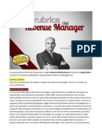 La Rubrica Del Revenue Manager - Intervista Antonio Montemurro