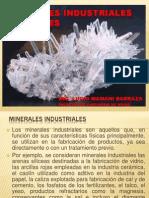 7- Minerales Industriales y Fabriles