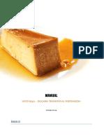 Manual - Doçaria Tradicional Portuguesa