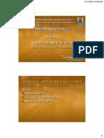 SESION XI - AppWin Proyectos y Manejador Eventos