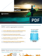 Hspa Carrier Aggregation Evolution