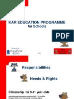 Kar Education Programme Presentation-1