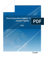 Next Generation Fighter Capability Annual Update 2014 English