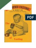 Glorified Fasting
