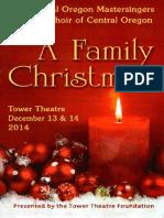 A Family Christmas Program