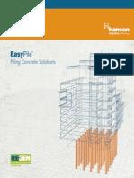 Hanson Easypile Brochure