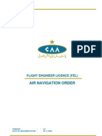Flight Engineer Licence (Fel)