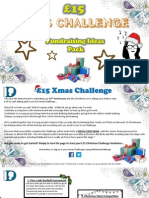 Xmas Challenge £15