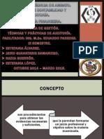 Técnicas y Prácticas de Auditoria.