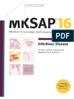 Mksap 16 Infectous Disease