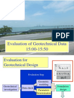 File 4 Evaluation of Geotechnical Data