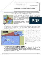 Ficha 3 Vulcanismo Açores