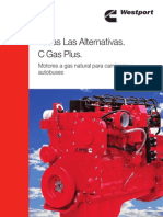 C Gas Plus Brochure ES