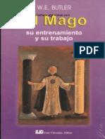 El mago, su entrenamiento y su trabajo W. E. BUTLER.PDF