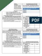 u4w2 center checklist revised