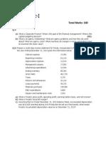 Assignment-I CF (GCUF)