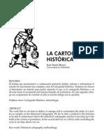 La Cartografia Historica - Jesús Varela Marcos