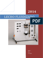 Reactores de lecho fluidizado