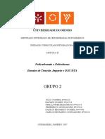 Relatório Final Martins