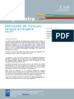 Repertoire Methode Fle