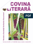 Bucovina Literara 12 / 2014