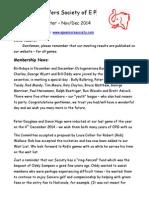ws novdec 2014 newsletter