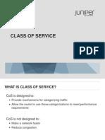 ClassOfService _junos