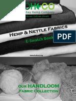 BOHECO Fabric E-Swatch Book