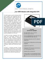 Xirgo XT 4760G Data Sheet