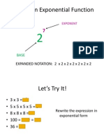 exponents lecture