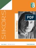 Alfred Schnittke